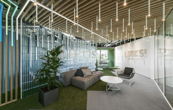 Helis Office Interior
